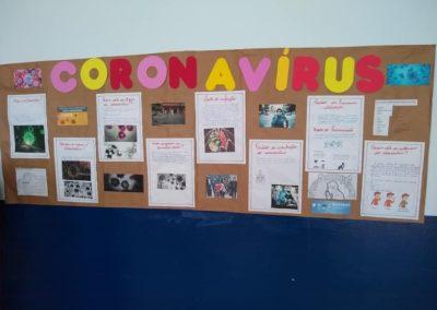 Projeto de Conscientização da Dengue, Sarampo e Covid